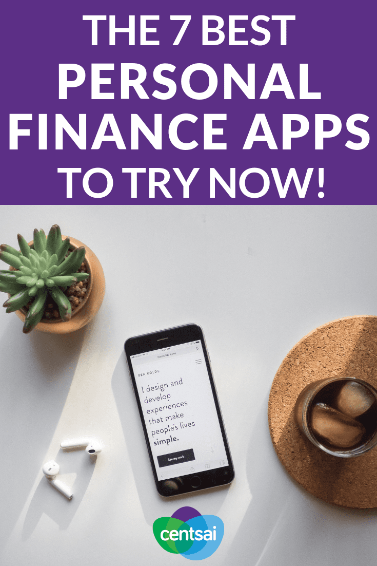 The 7 Best Personal Finance Apps to Try Now! Struggling to stay on top of your finances? Check out some of the best personal finance apps out there and become the master of your money. #finance #Personalfinance #apps