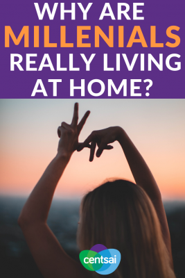 Why Are Millenials Really Living at Home? When Living in a Cardboard Box Is An Option...My friends who have the financial capacity to live on their own unilaterally live on their own. Those who don't have the money live at home. It's not about comfort, it's about necessity. #costofliving #frugal #frugallivingideas #frugalliving #simpleliving