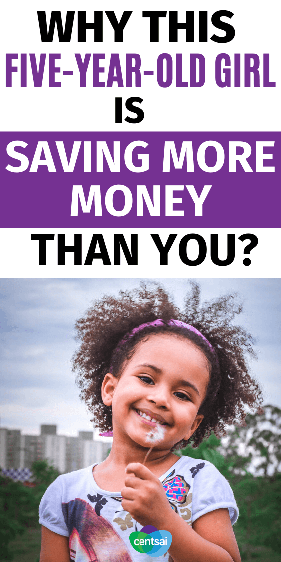 Whether cashing teeth in immediately or saving up for big bucks from the tooth fairy, some kids show their money personality at a young age. #saving #savings #savingstracker #savingsplan #CentSai
