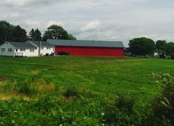 photo of farm (minimalism and life skills article)