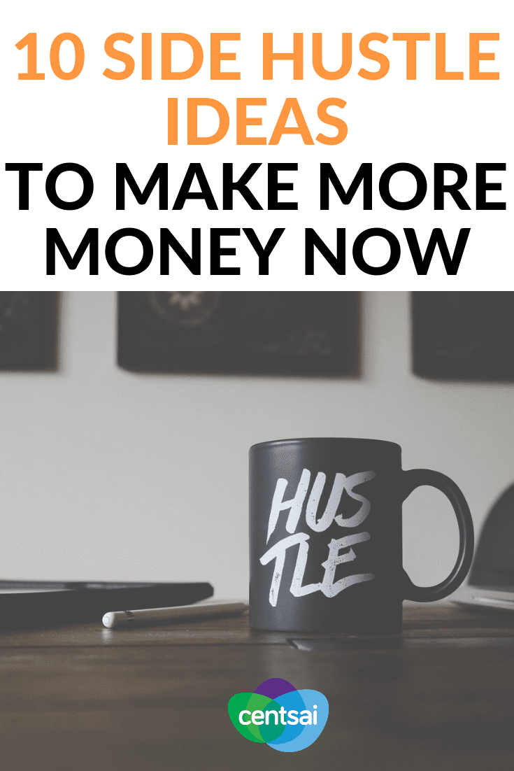 10 Side Hustle Ideas to Make More Money This Fall. Whether you need money for college or gifts, a good side hustle can beef up your savings. Why not try one of these fall side hustle ideas? #sidehustle #makemoremoney