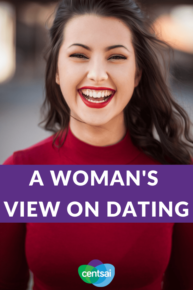 A Woman's View on Dating. When you're dating girls, do you think more about getting to know the other person, or about how much it's costing you? Here's how your attitude shows. #dating #relationship