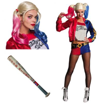Expensive Harley Quinn Halloween Costume