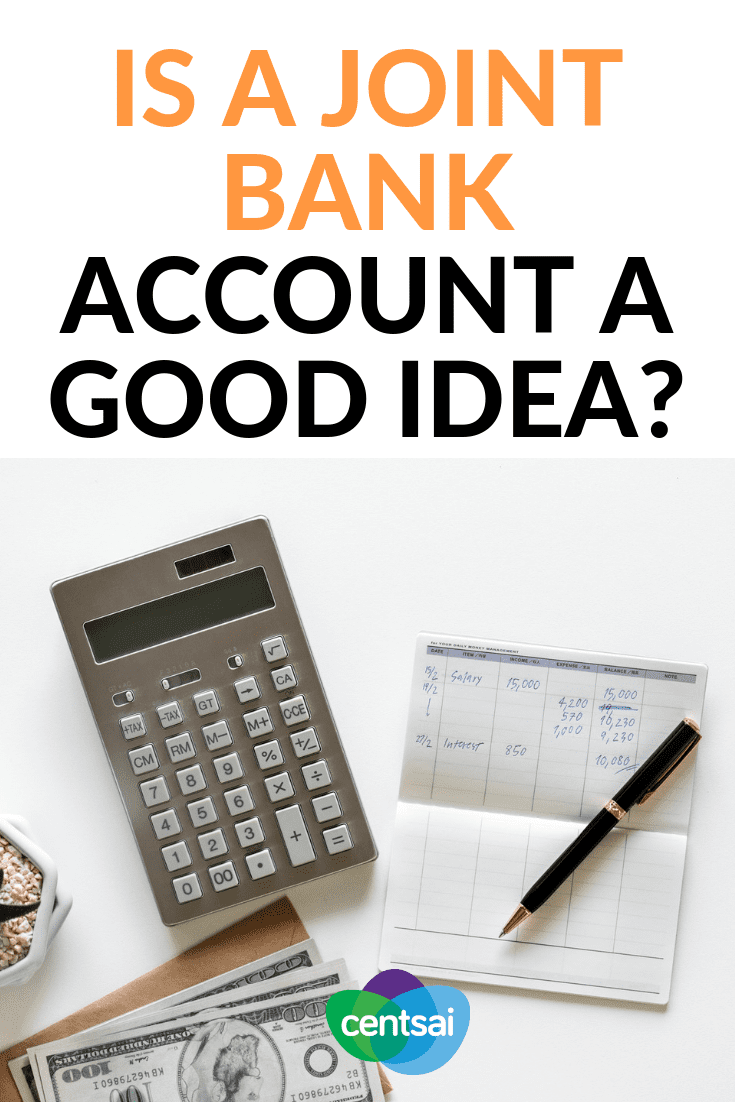 Is a Joint Bank Account a Good Idea? You may be madly in love, but is a joint bank account a good idea? Learn what to watch out for before you put all your money in one basket. #account #jointaccount