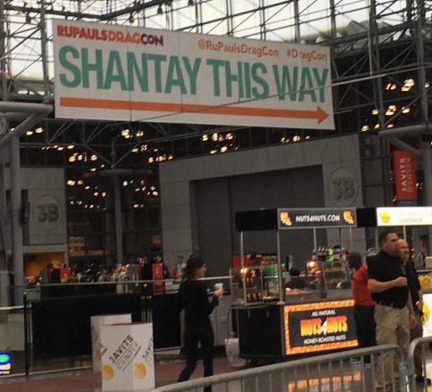 RuPaul's DragCon NYC: ¡Qué dificultad!