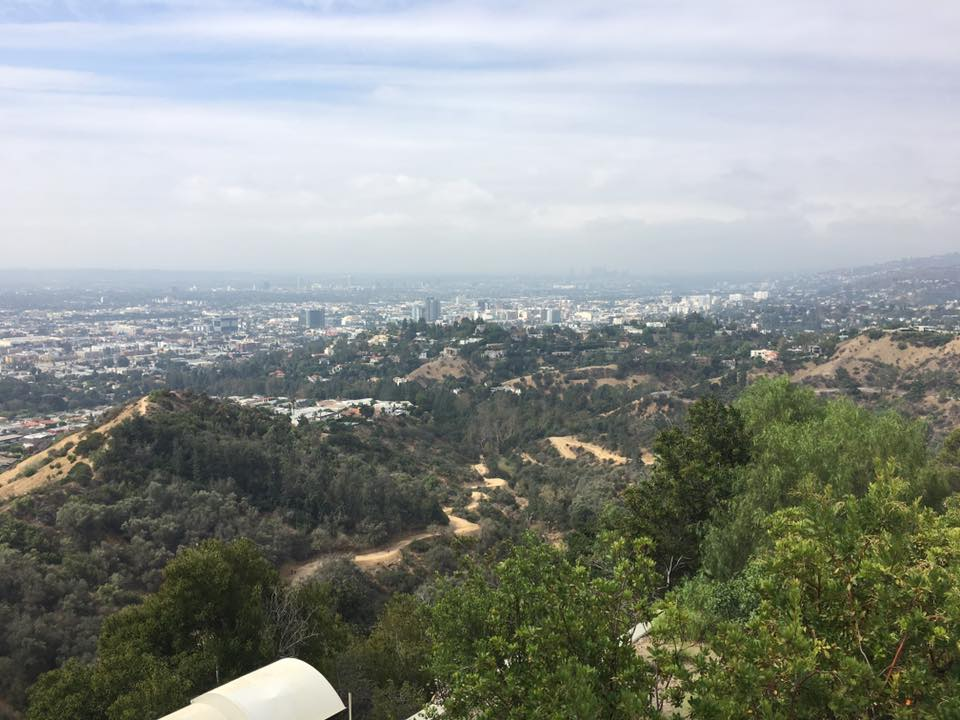 Free things to do in L.A.: Views from the Griffith Observatory