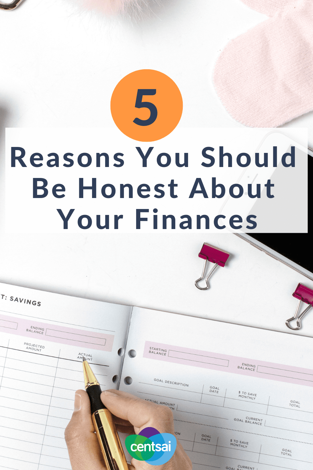5 Reasons You Should Be Honest About Your Finances. Everybody says it: Don't compare yourself to others. But it's easier said than done. Learn why and how to avoid keeping up with the Joneses. #finances #personalfinance #money #frugaltips