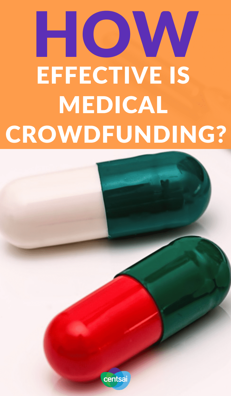 How Effective Is Medical Crowdfunding? Do the high costs of health insurance and medical bills have you in a bind? Could medical crowdfunding help you? Learn the pros and cons. #medicalcrowdfunding #Healthinsurance #medicalbills