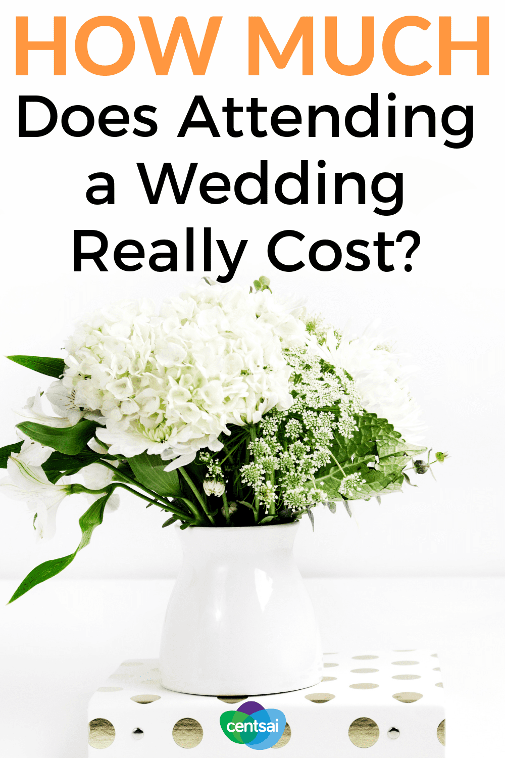 How Much Does Attending a Wedding Really Cost? We all know that having a wedding can be crazy expensive. But what about attending a wedding? Learn the costs before they drain your wallet. #weddingcost #wedding #marriage #relationship