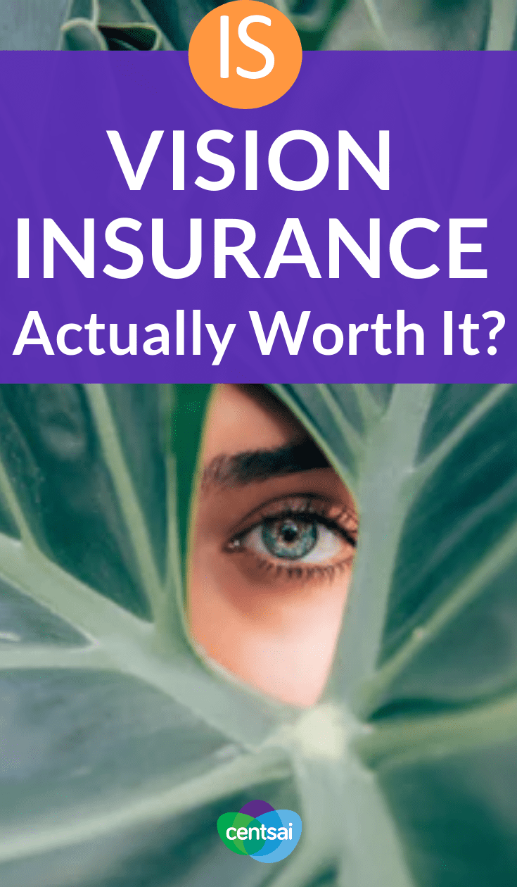 Is Vision Insurance Actually Worth It? If you wear glasses or contacts, insurance might help you save a few bucks. ... Maybe. So is vision insurance worth it? Read and find out. #visioninsurance #insurancetips #visioninsurancehealthcare #insurance