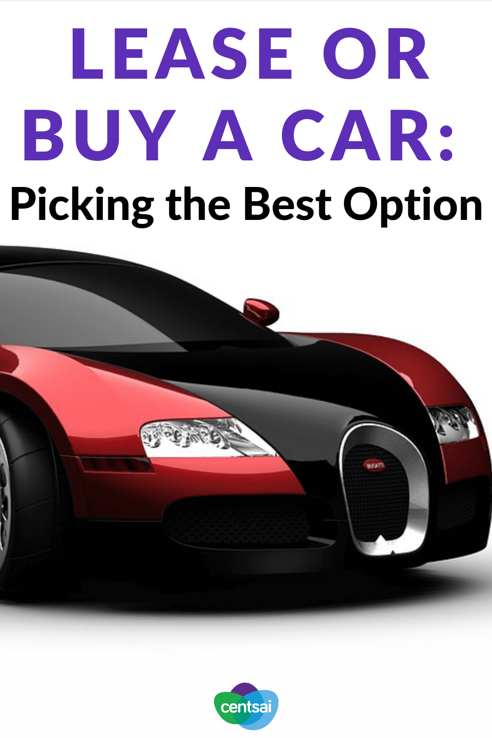 Lease or Buy a Car: Picking the Best Option. Are you deciding whether to lease or buy a car? Not sure which is the best option? Check out these tips to help you make a decision. #leaseacar #buyacar #financialplanning #tips