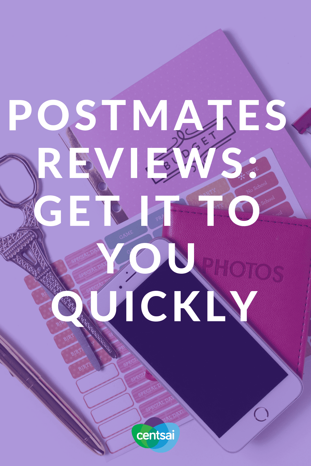 Postmates Reviews: Get It To You Quickly. Want your laundry delivered to you? Or maybe you have extra time and want to make a buck. Read Postmates reviews to see if this app will help. #postmates #review