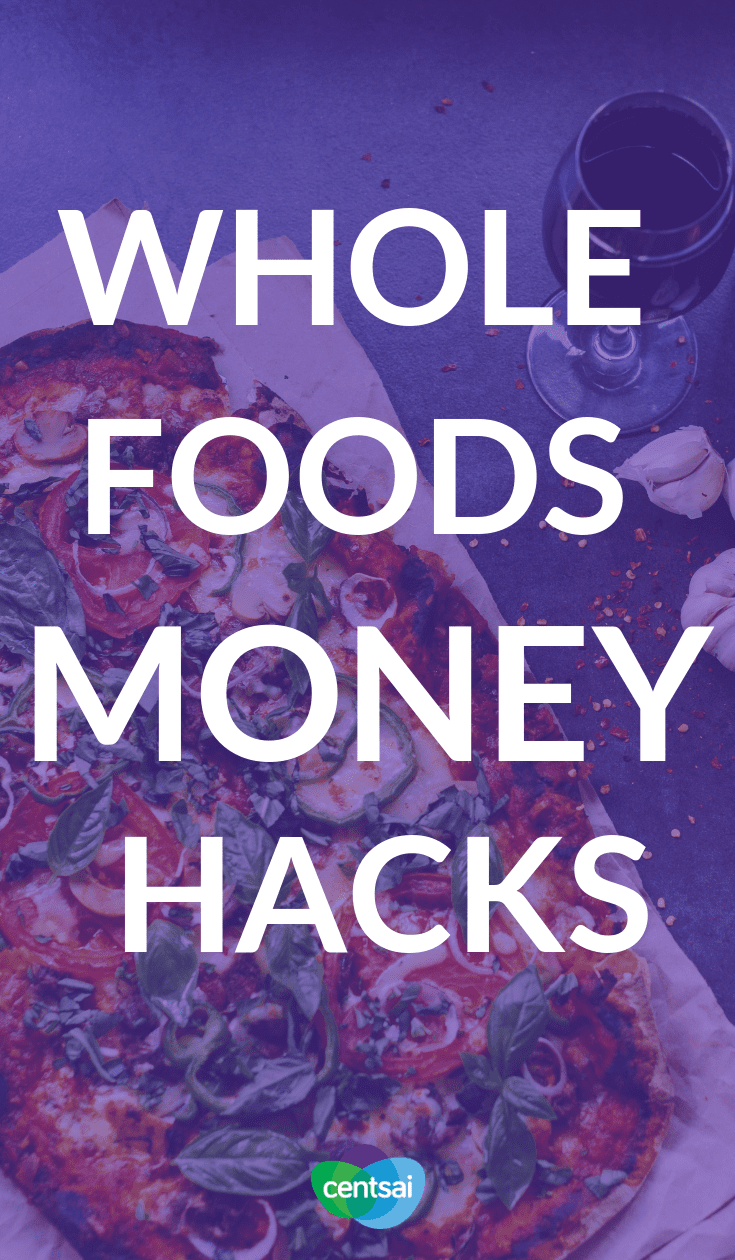 Whole Food Money Hacks. How to save money at Whole Foods. Does healthy food put a dent in your finances? Learn how to save money at Whole Foods and show both your body and your wallet some love. #costofliving #frugallivingtips #frugalliving #savingtips