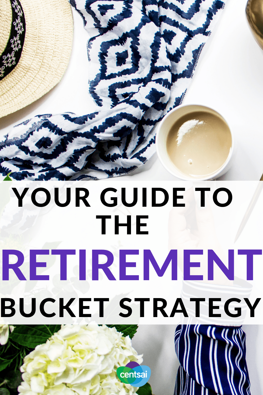 Your Guide to the Retirement Bucket Strategy. Not sure of the best way to plan for retirement? Get the lowdown on the retirement bucket strategy and see if it's the right method for you. #retiremtn #strategy #retirentplan #financialplanning