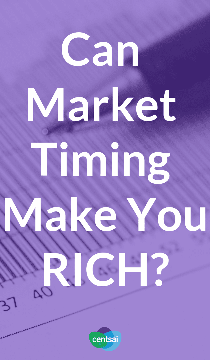 Can Market Timing Make You Rich? Stock market drops can be scary. But is market timing really an effective way to avoid them? Learn how to manage your investments today. #stockmarket #investment #stockmarketinvesting #stockmarketforbeginners