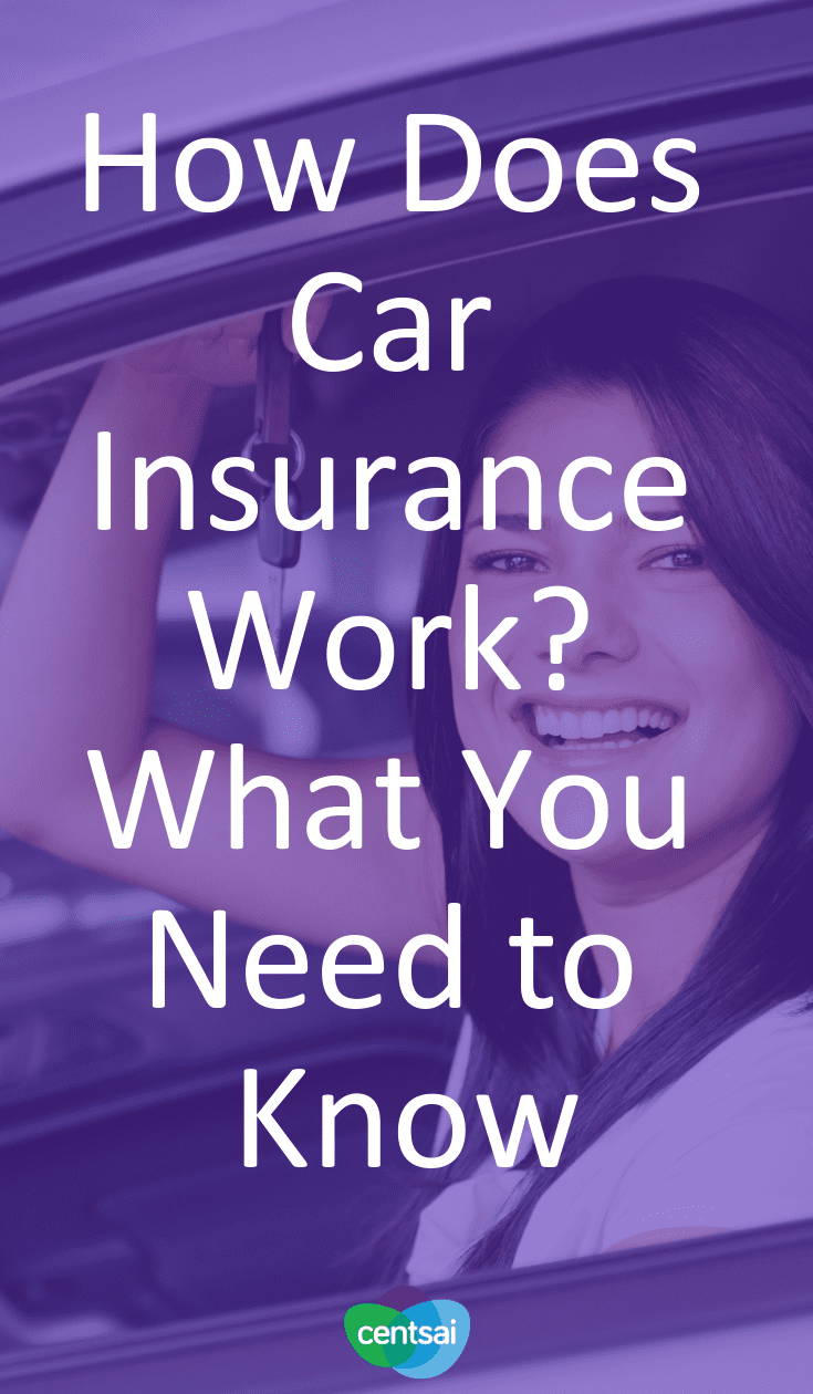 How Does Car Insurance Work? What You Need to Know. Got a car? Then it's time to get covered. But how does car insurance work, and what types of coverage should you get? Check out our guide. #carinsurance #transportation