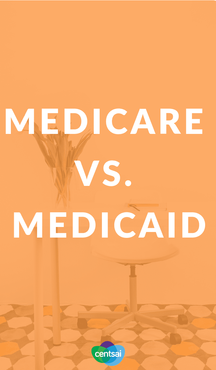 Medicare vs. Medicaid. In a financial hole you can't dig out of? Not sure what kind of bankruptcy to file? Read our breakdown of Chapter 7 vs. Chapter 13 bankruptcy. #financial hardship #financialplanning