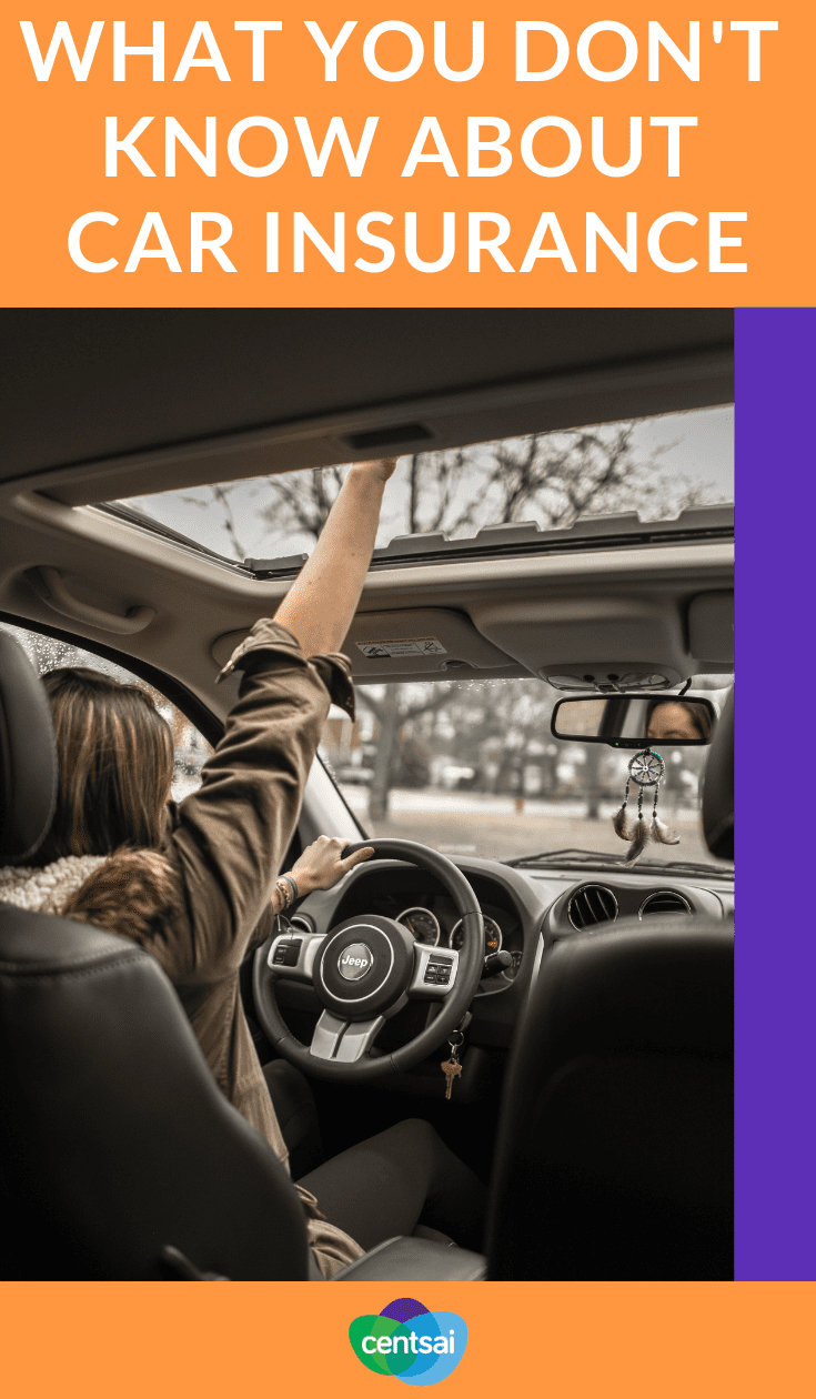What You Don't Know About Car Insurance. Got a car? Then it's time to get covered. But how does car insurance work, and what types of coverage should you get? Check out our guide. #carinsurance #transportation #carinsurancetips #carinsurancetipssavingmoney