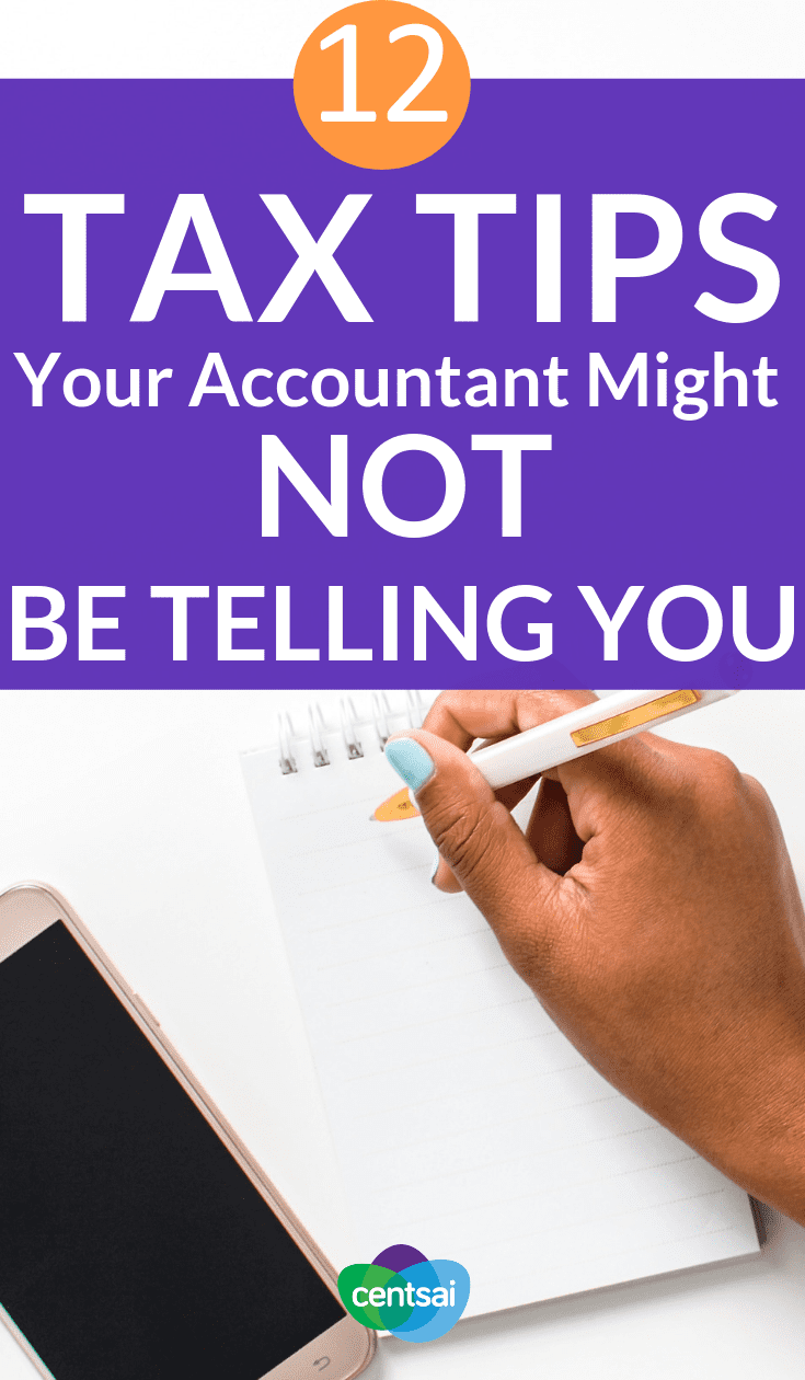 Tax Day is almost here! Download our FREE e-book and read the tips your accountant might not be telling you. #taxestips #taxes #tax #taxseason