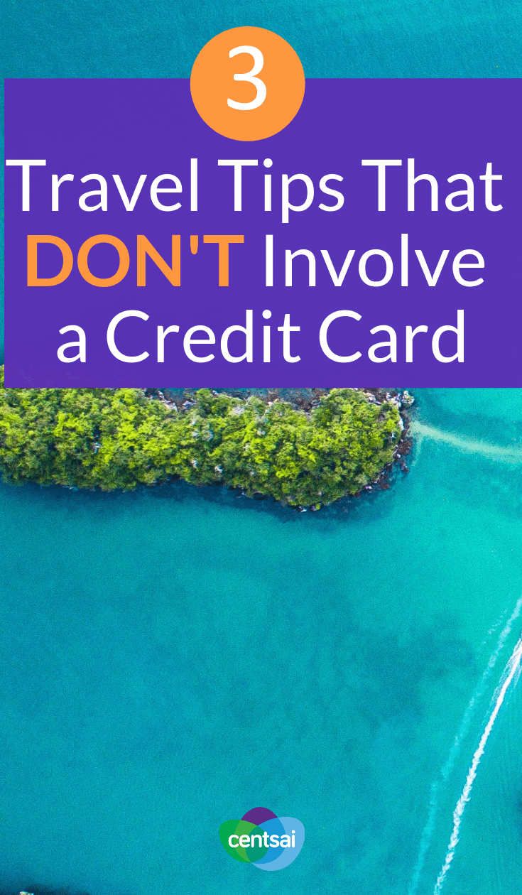 3 Travel Tips That Don't Involve a Credit Card. A week-long road trip cost me $700 without using any travel points. Does that sound appealing? Then I've got some cheap travel tips for you! #creditcards #traveltips