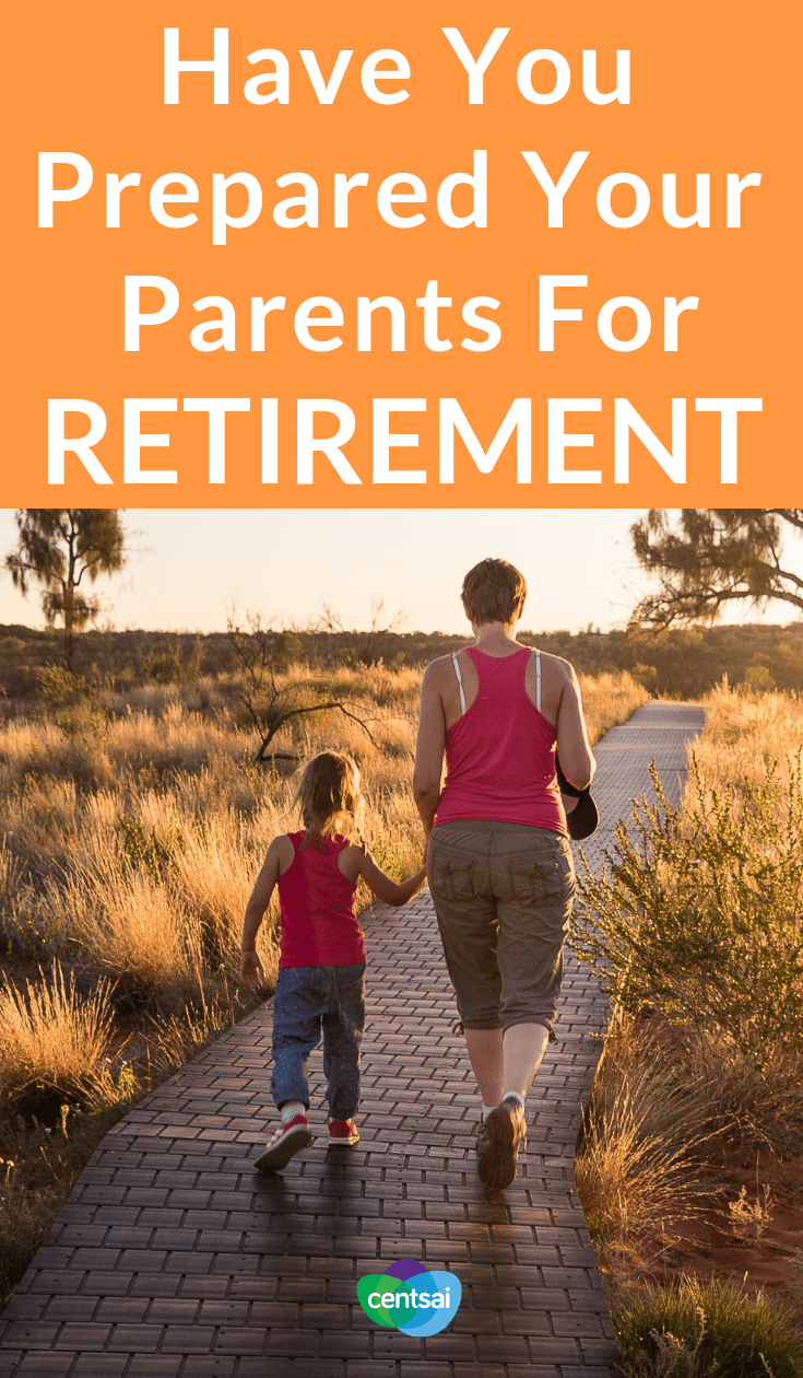 Helping Parents With Retirement: Time for Some Awkward Questions. It's rarely easy to talk about money or retirement plans, but it's a must. Check out these tips for helping parents with retirement. #retirement #parents #retirementplan