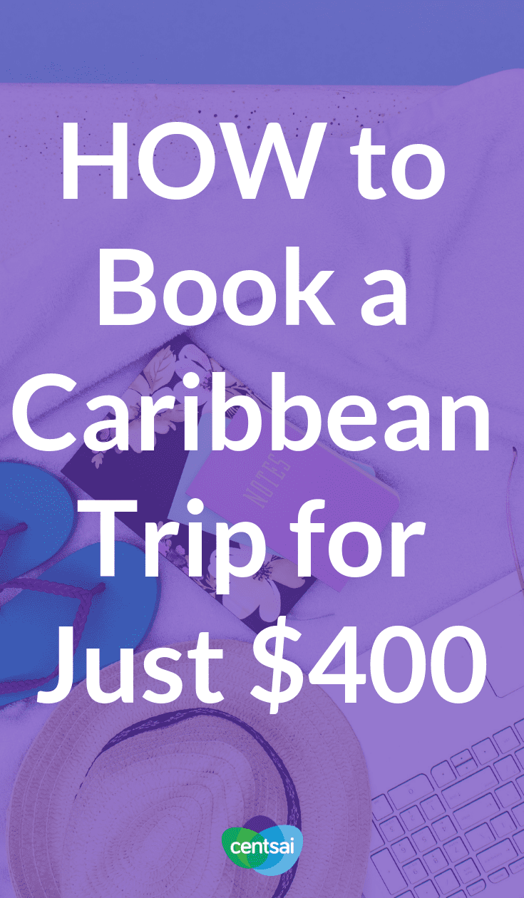 How to Book a Caribbean Trip for Just $400. Honeymoons are expensive, but if you're smart and plan in advance, you can save a lot of money. Check out our travel hacking 101 guide. #travelhack #traveltips #travelingtips #traveling #savingmoneytips
