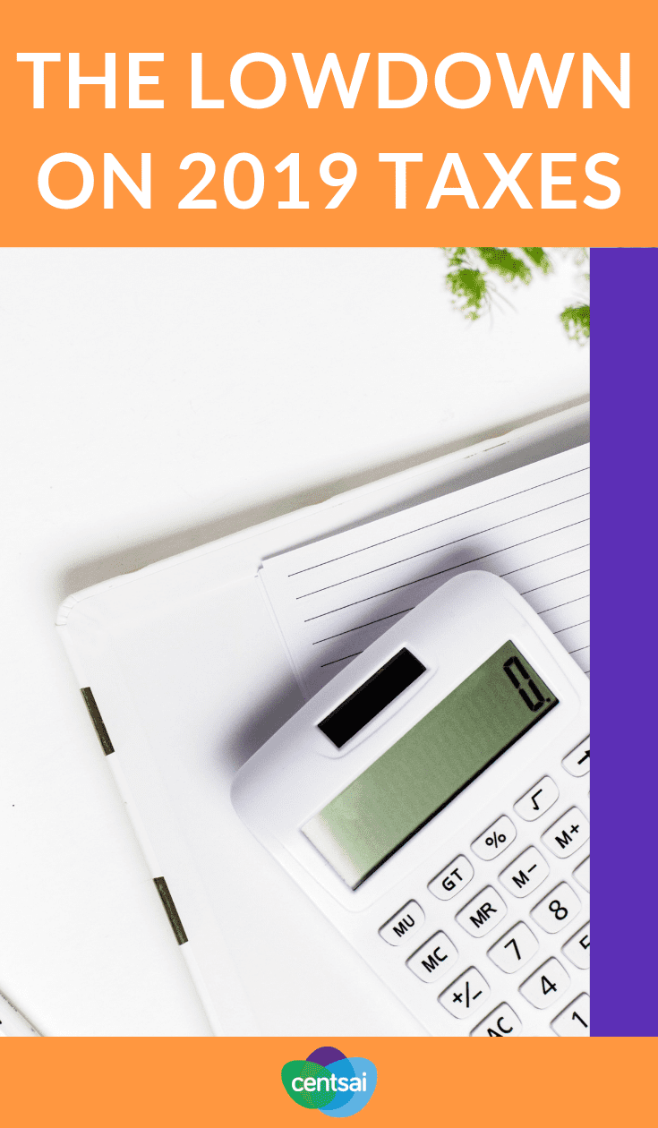 The Lowdown on 2019 Taxes. Getting ready to file your personal tax return? Make sure you know all the essentials about the 2019 tax changes and how they affect you. #taxes #tariffsnews #personaltax #moneymanagement