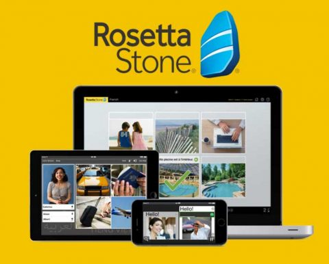 Save up to 40% off a Rosetta Stone subscription! Fluency is just a click away!