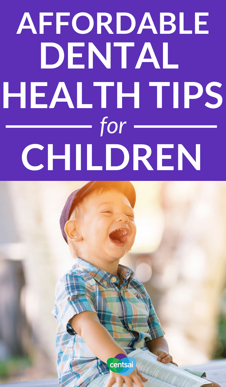 Affordable Dental Health Tips for Children. If you don't take care of your children's dental health now, it could cost them down the road. Learn how to get affordable dental care today. #dentalhealth #dentalcare #healthinsurance