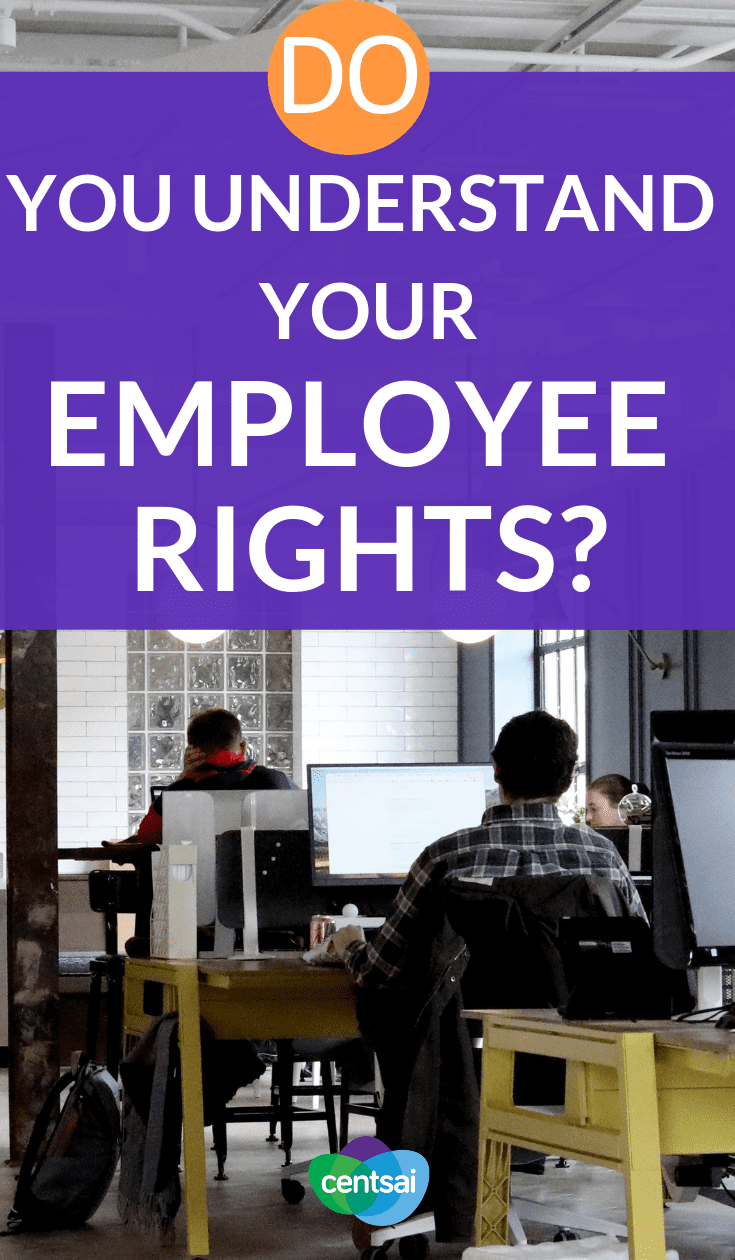 Do You Understand Your Employee Rights? A company's policy is informed by state law. Depending on where you work, it may be illegal to refuse to pay out PTO days. Check out this guide to the basics and make sure that your boss isn't taking advantage of you. #careertips #career