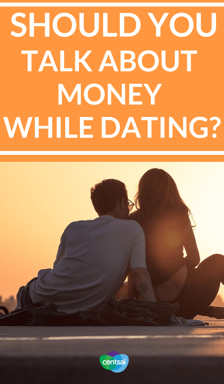 Dating money talk