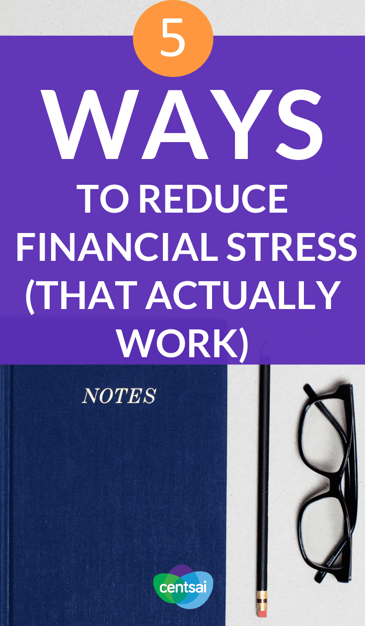 5 Ways to Reduce Financial Stress (That Actually Work). Are you constantly worried about money? You're not alone. Learn how to reduce financial stress with these top tips and tricks.#personalfinance #moneymanagement #moneysavingtips #personalfinancetips