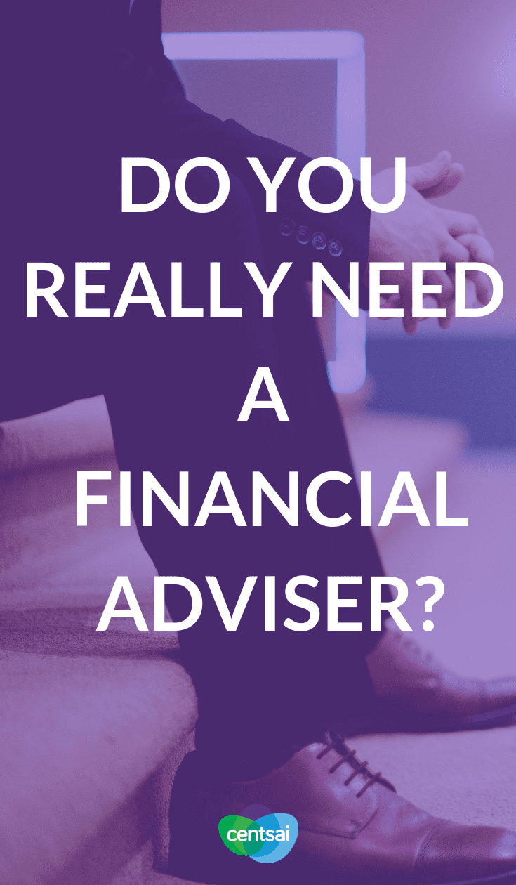 Do You Really Need a Financial Adviser? If you're new to investing in stocks, you might be tempted to look for all the help you can get. But do you really need a financial adviser? #investing #financialadviser #moneymanagement