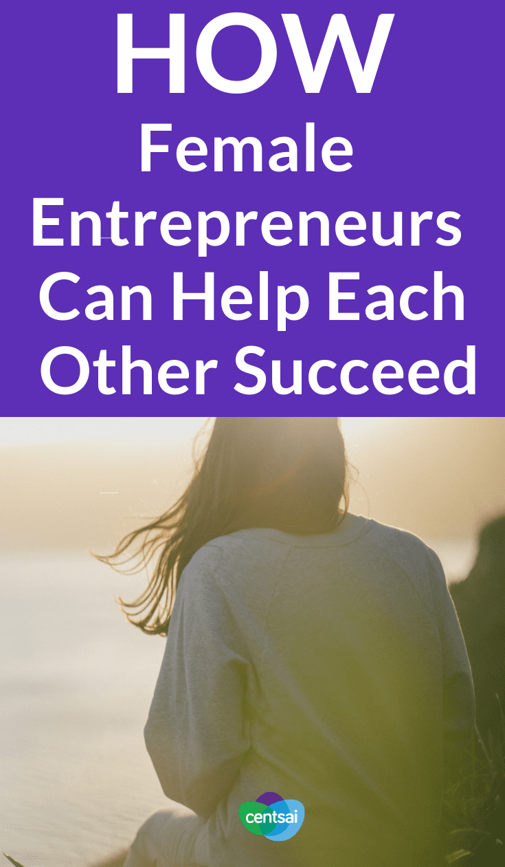 How Female Entrepreneurs Can Help Each Other Succeed. Going it alone might not be the best plan. Check out these tips for female entrepreneurs and see how working together can help you succeed. #femaleentrepeneurs #entrepeneurs #entrepeneurship