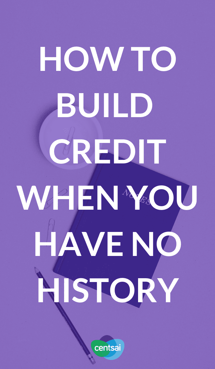 How to Build Credit When You Have No History. Want to buy a house? Get a car loan? You'll need a good credit score for that. Learn how to build credit when you have no history. #creditscore #creditscoretips #carloan