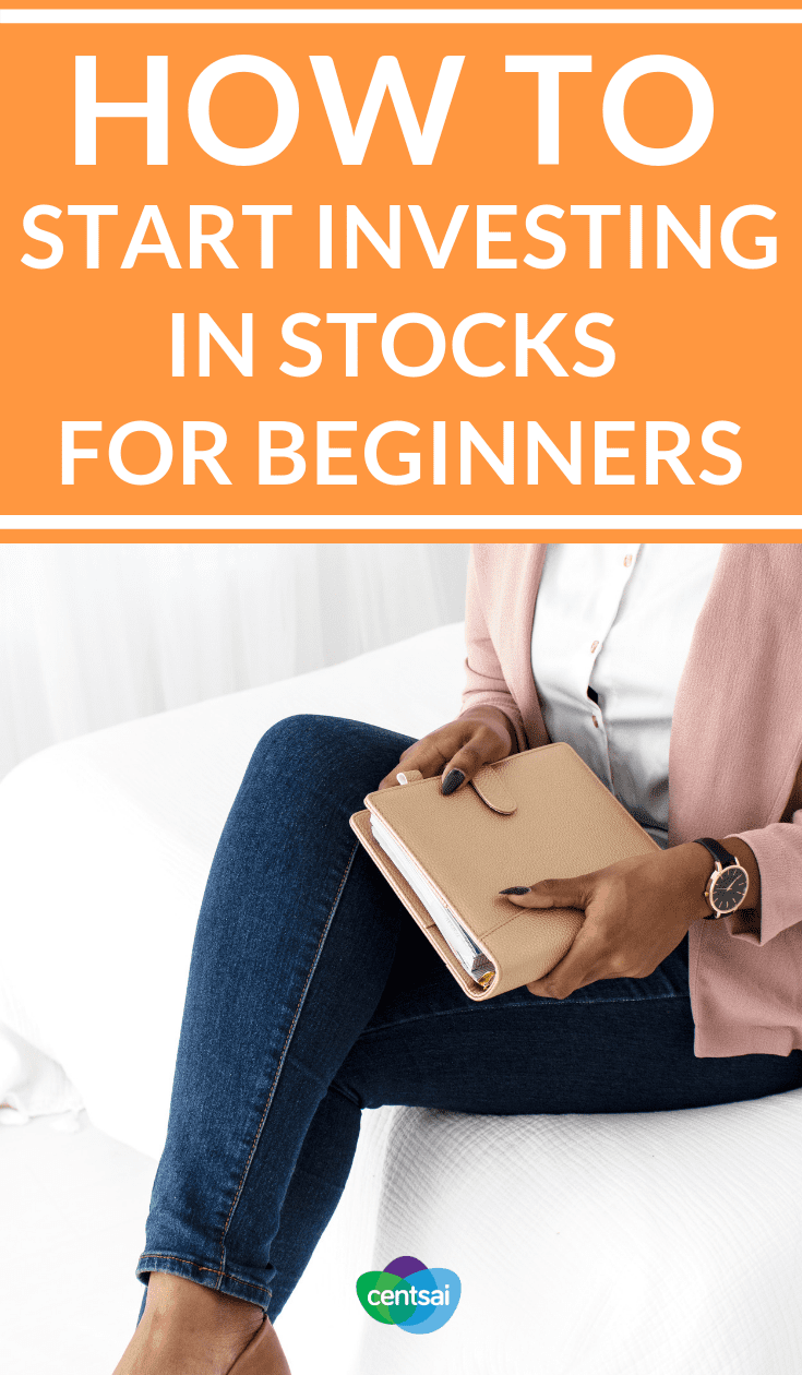 How to Start Investing in Stocks for Beginners. Not sure how to start investing in stocks? You've come to the right place. Get your investing game on with these tips, even as a beginner. #investing #investinginstocks #investingforbeginners #investingtips