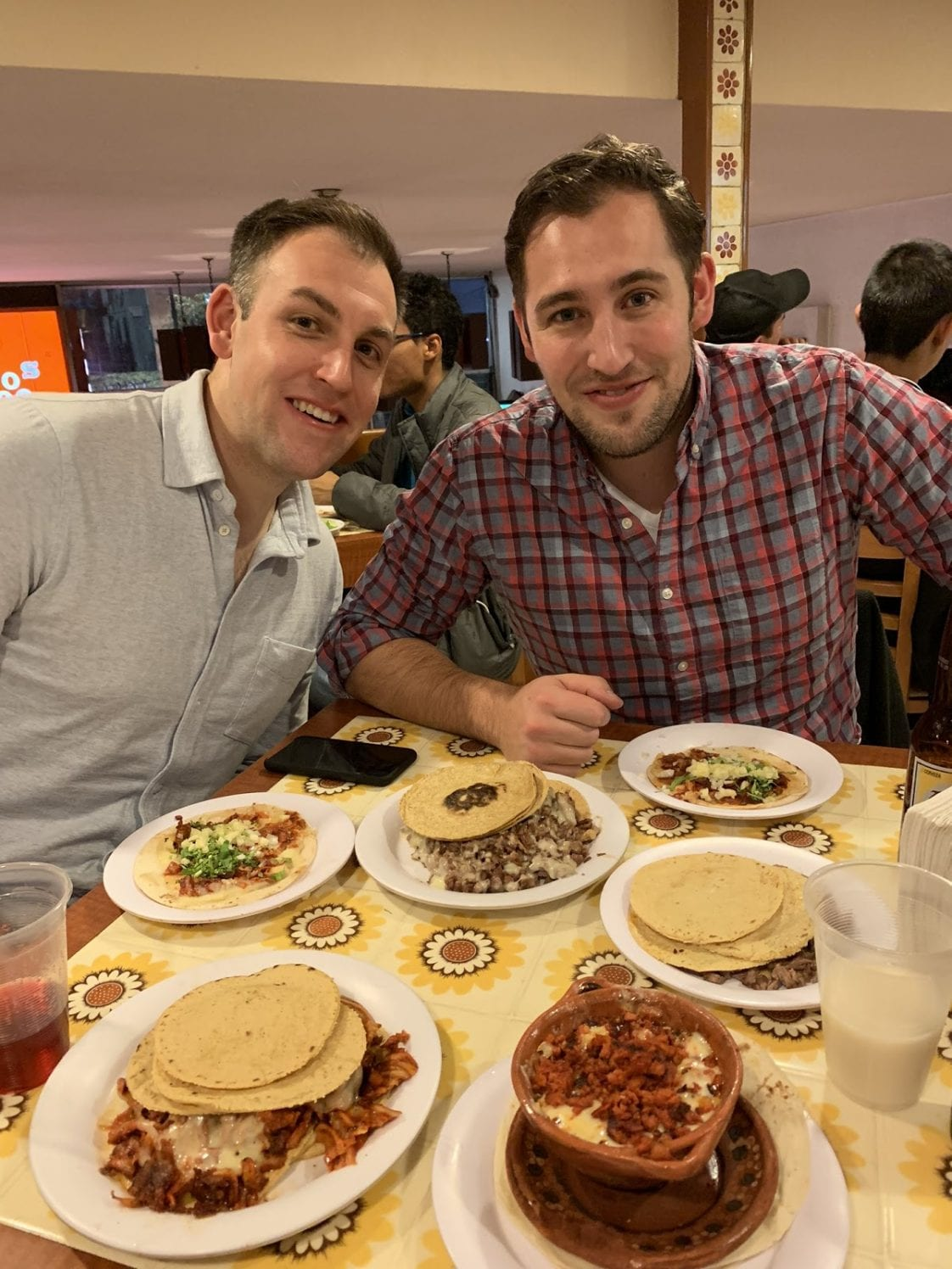 Working Together: Siblings Talk Business on National Siblings Day | Carlos (left) and Marco Castelán