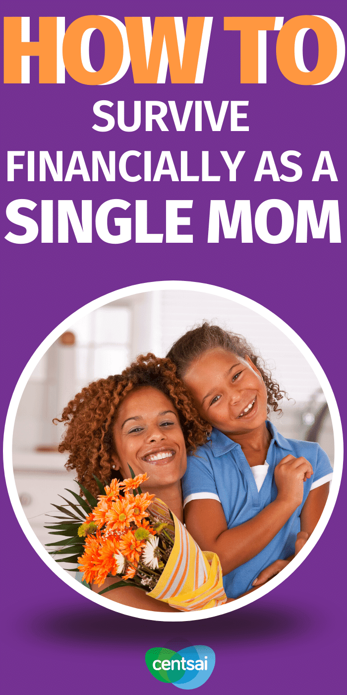 4 Practical Ways to Make Ends Meet as a Single Mom Starting Today
