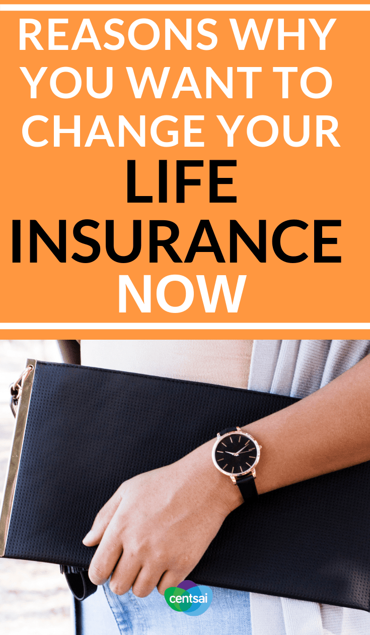 Reasons Why You Want To Change Your #LifeInsurance Now. How much life insurance you need can change as your life changes. Learn what affects the amount you need and when you should change it. #financialliteracy #financialplanning #financialindependence