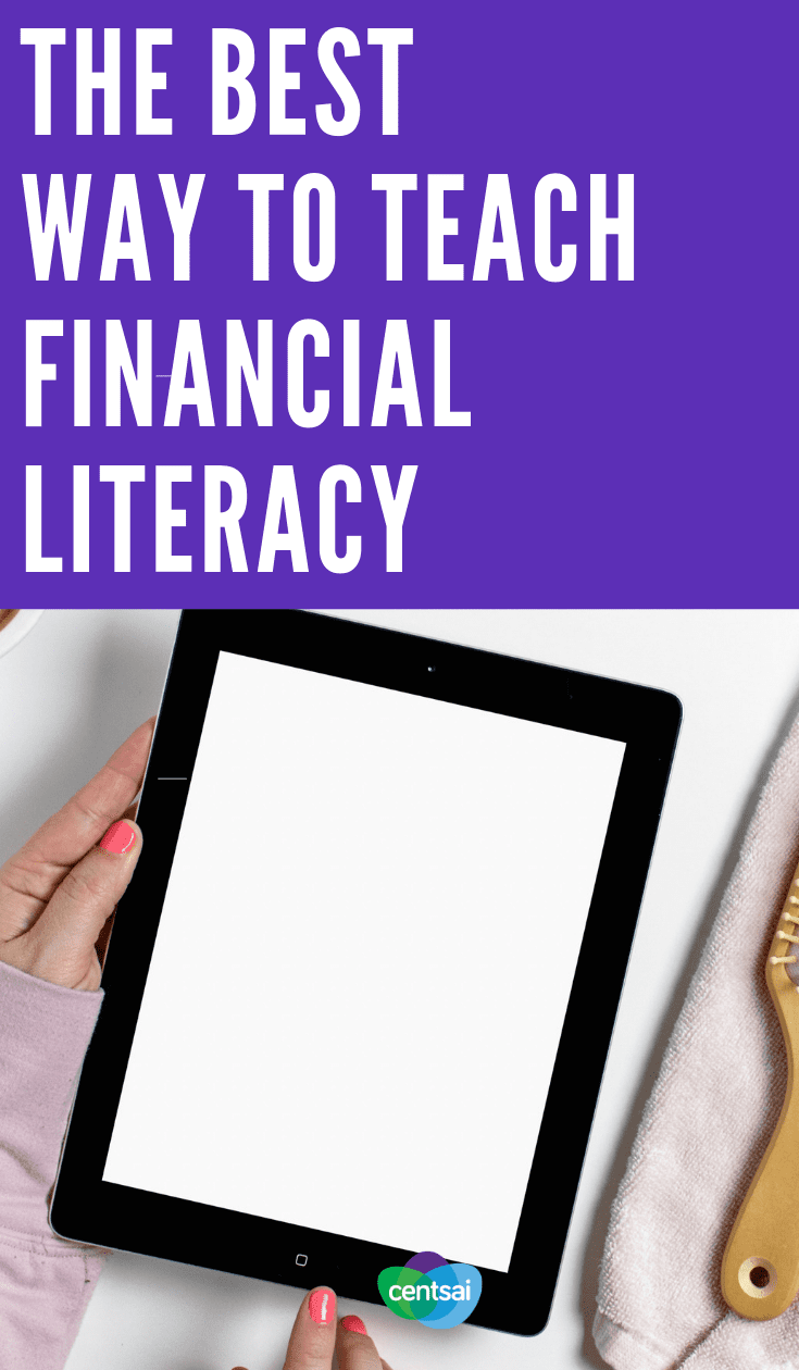 The Best Way to Teach #FinancialLiteracy . Far too many people don't understand their finances. But how can we fix that? Check out one educator's take on teaching #financialliteracy #financialplanning #financialindependence