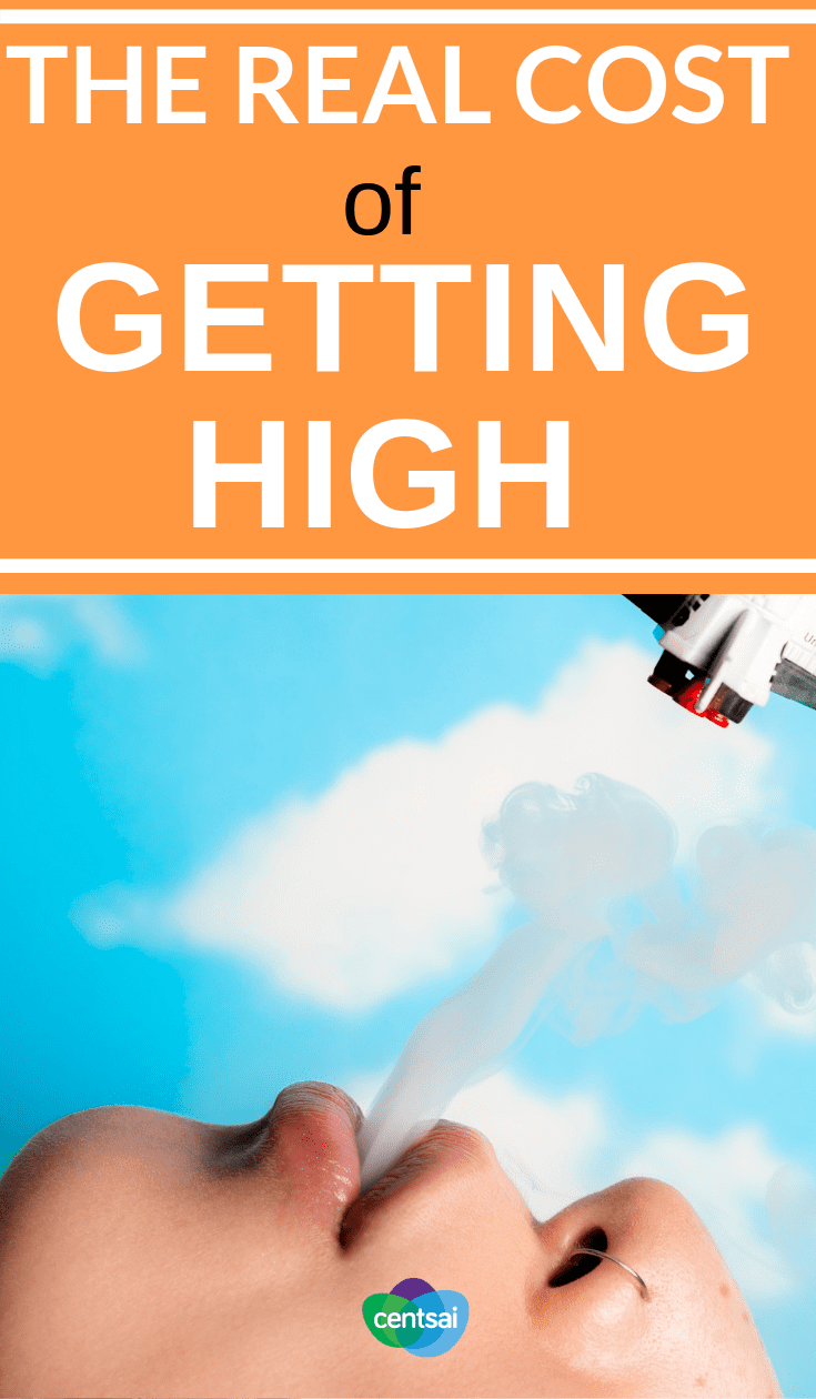 The Real Cost of Getting High. More and more states are legalizing marijuana, and the drug is becoming easier to access. But what's the #truecost of #gettinghigh  #taboomoney
