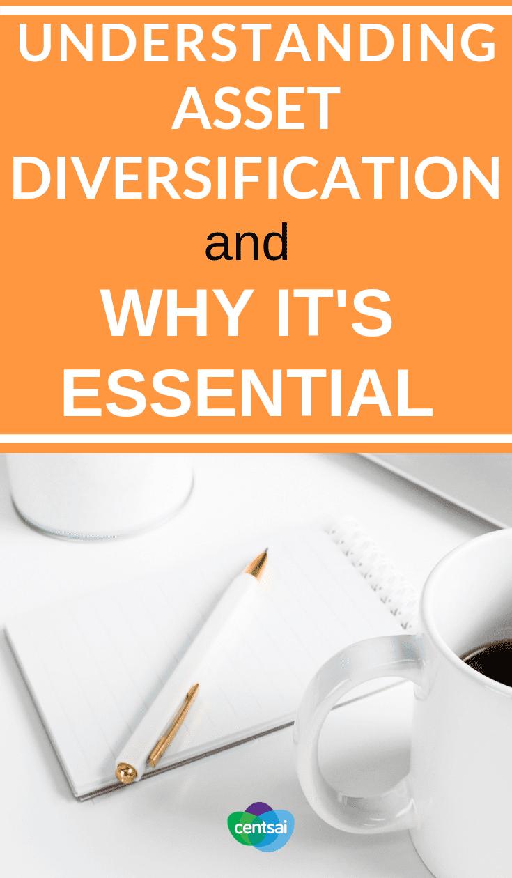 Understanding #AssetDiversification and Why It's Essential. If you want to be a successful #investor, you need to understand diversification. What is diversification, you ask? Check out our handy guide. #investingforbeginners #investingmoney #investing #investmentideas #investment