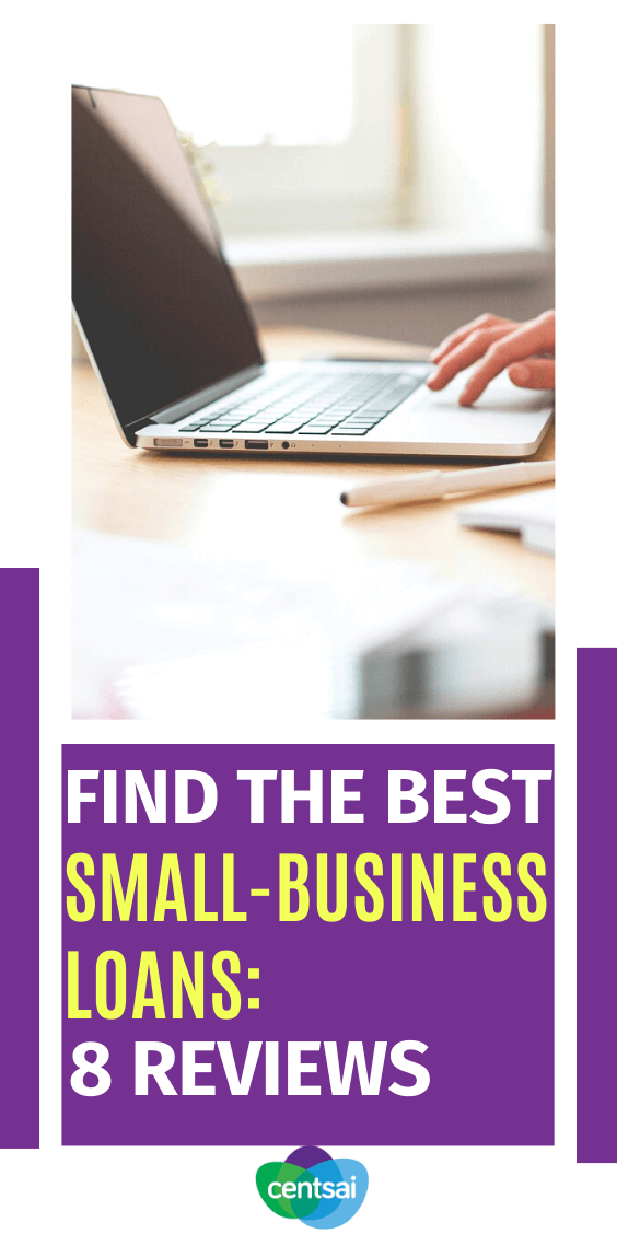 Need to borrow money for your new company? Check out these reviews of business lenders for small business entrepreneur tips. #smallbusinessideas #smallbusinessloans #smallbusinessmarketing #CentSai #loans