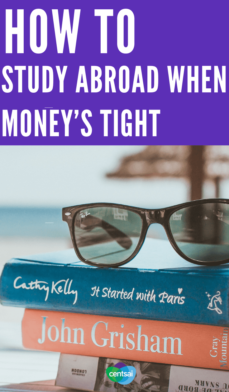 Traveling to other countries is a valuable experience, but it can get expensive. Learn how to study abroad and best places to study abroad even if you aren't rich. #studyingabroad #studyabroadbudget #travelling