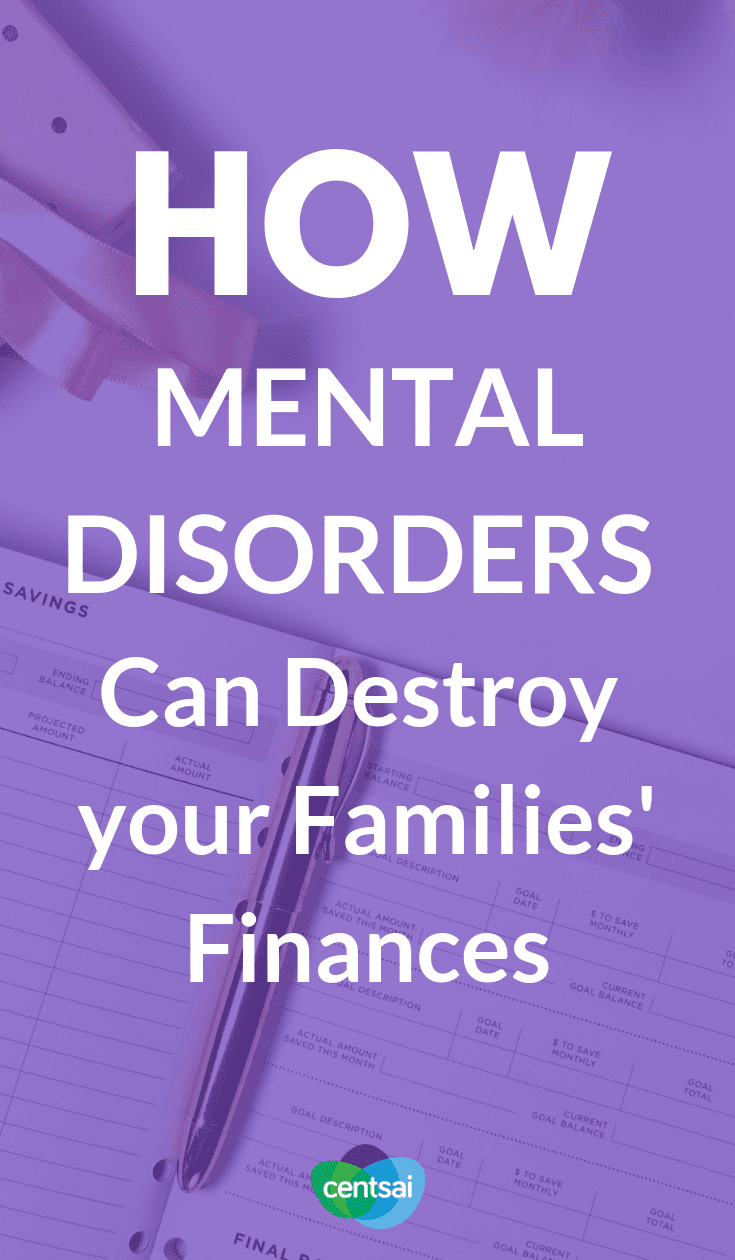 Do you know the cost of mental disorders? So what can you do about it? Get tips from somebody who's been there and learn more about mental breaks and #disordersmental and how to recover from #mentralstruggle #mentalillness