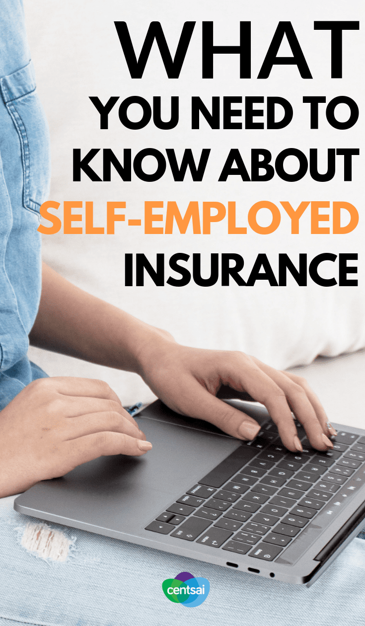 Are you shifting from being an employed to self-employed? We will give you self employment ideas and help you to find the best #selfemployedinsurance that is right for you. #selfemploymentideas #selftips #lifeinsuranceawareness
