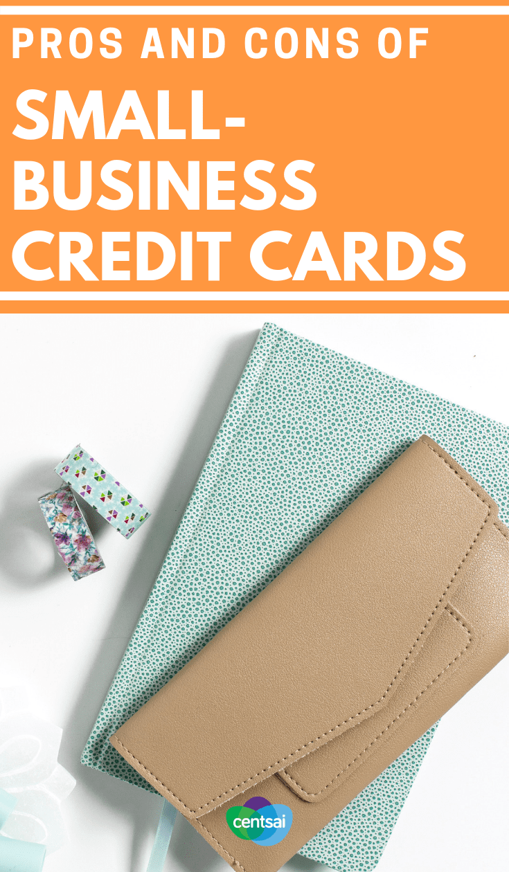 Pros and Cons of #SmallBusiness Credit Cards. Do you need a credit card for your #business ? What's the best small-business #creditcard ? Learn the #prosandcons and check out your options.#personalfinance #personalfinancetips #financialindependence