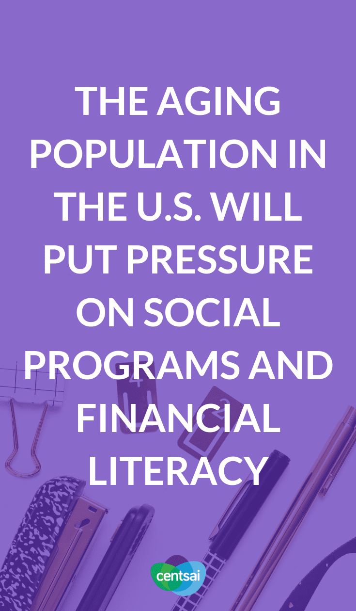 Baby boomers are aging while our birth rate is declining. Financial literacy and finance planning are important to become successfull and to achieve financial freedom. #personalfinance #finance #financialliteracy #financialfreedom