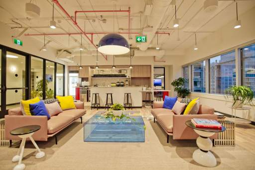 What's the best coworking space for you? 7 sweet spots