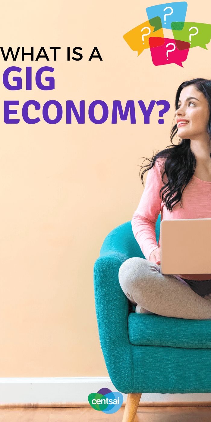 These days, freelance work seems to be king. But what is the gig economy, really? Does freelance work is worth it compared to traditional jobs? Click this link and find out more of this kind of career choice. #CentSai #gigeconomy #economy #freelancejob #makemoremoney #sidehustleideas